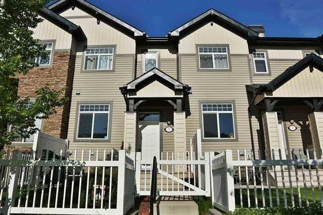 Townhouse for sale at 465 Hemingway Rd NW Unit 5 Edmonton Alberta - MLS: E4201256