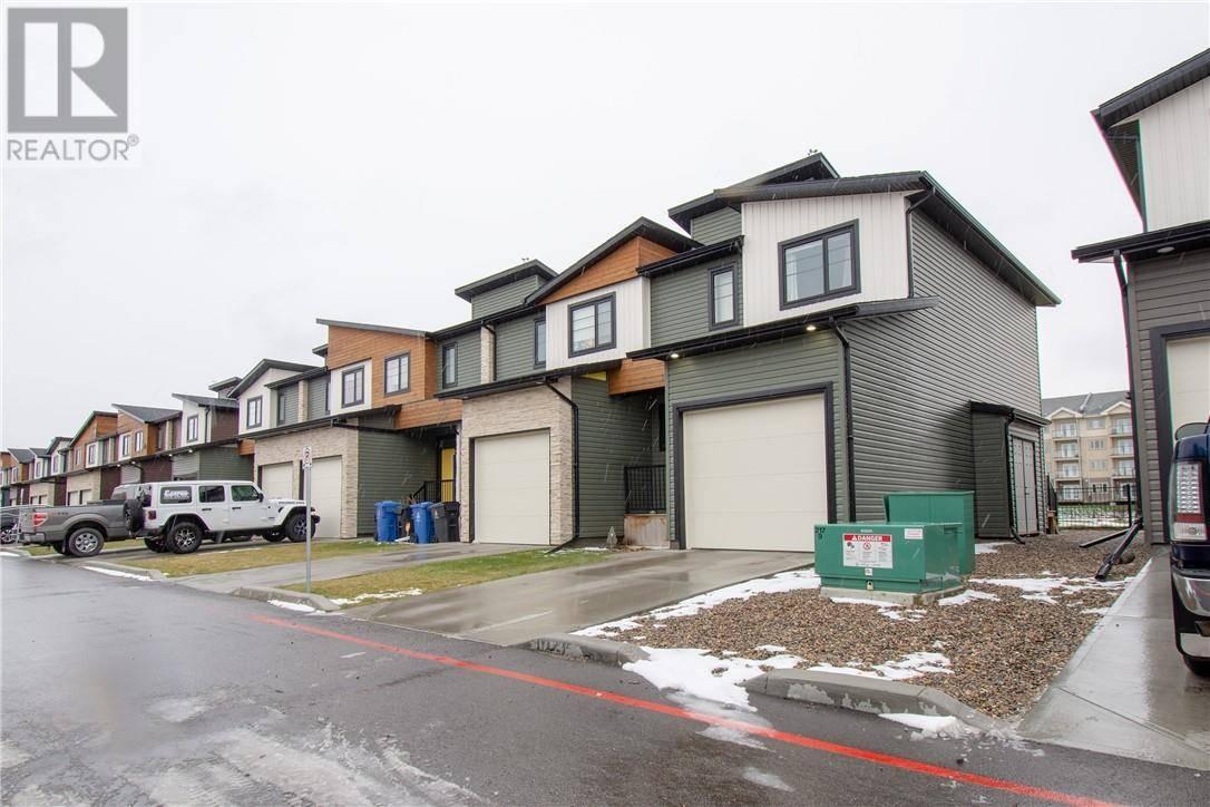 Townhouse for sale at 466 Highlands Blvd W Unit 5 Lethbridge Alberta - MLS: ld0183105