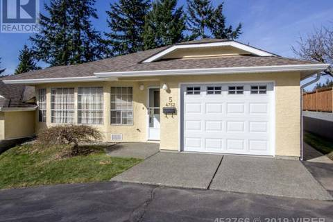 Townhouse for sale at 4752 Uplands Dr Unit 5 Nanaimo British Columbia - MLS: 452766
