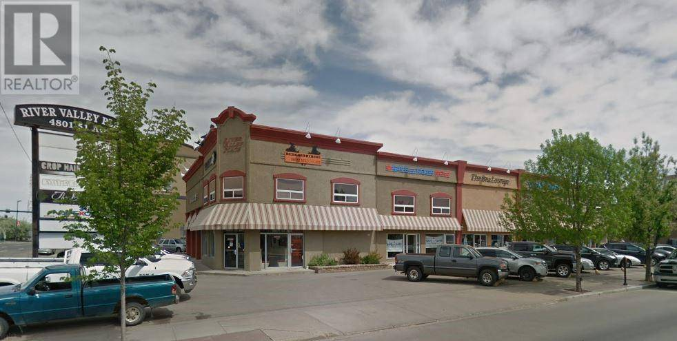 Commercial property for lease at 4801 51 Ave Apartment 5 Red Deer Alberta - MLS: ca0186048