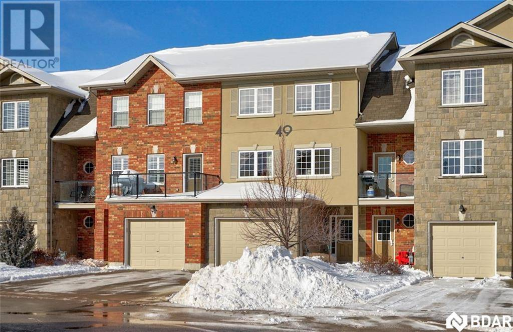 Townhouse for sale at 49 Ferndale Dr South Unit 5 Barrie Ontario - MLS: 30786157