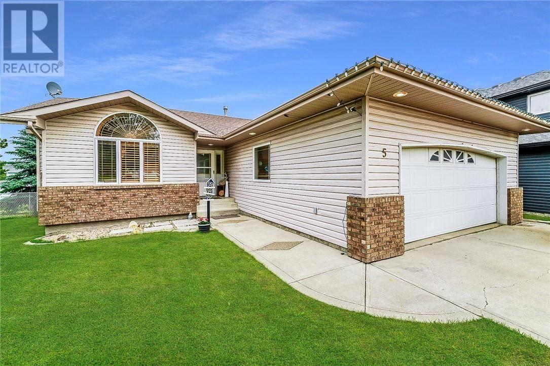 House for sale at 49 Street Cs Unit 5 Sylvan Lake Alberta - MLS: ca0174710