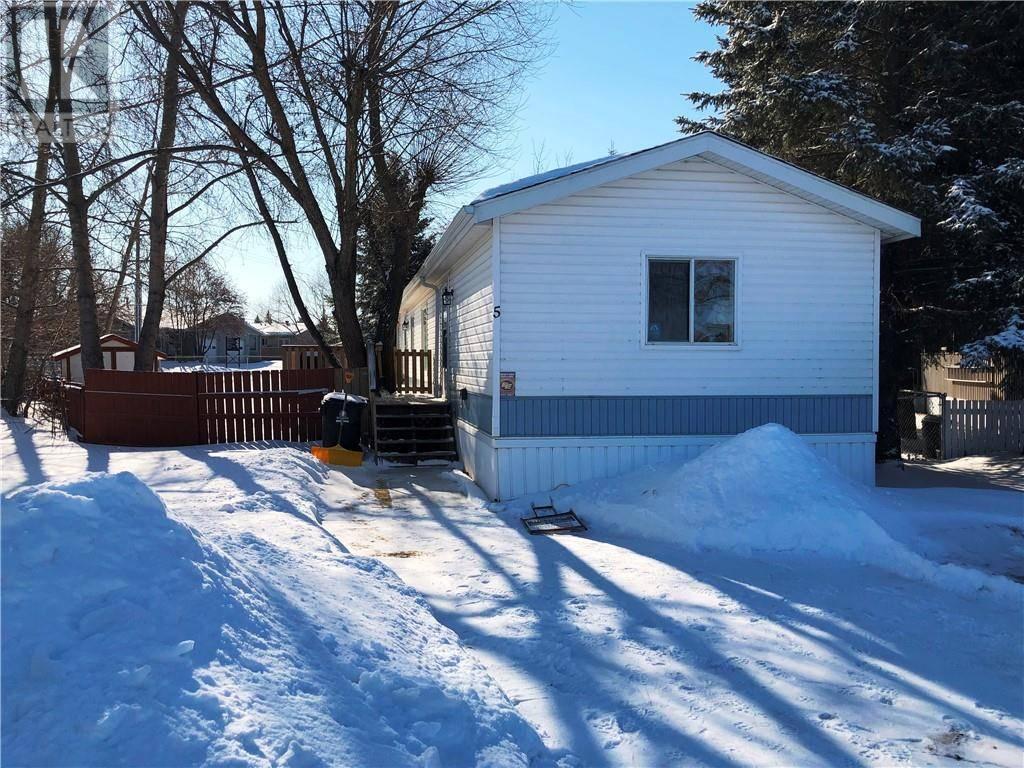 Residential property for sale at 4922 Womacks Rd Unit 5 Blackfalds Alberta - MLS: ca0191374