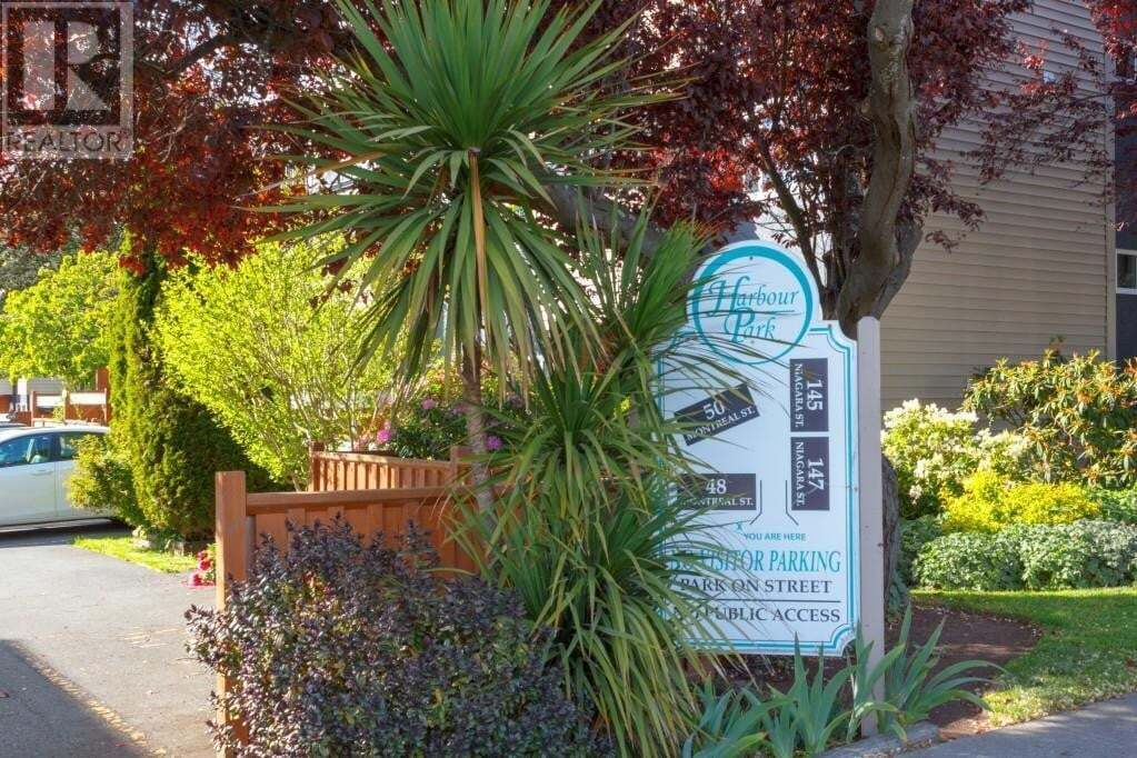 Townhouse for sale at 50 Montreal St Unit 5 Victoria British Columbia - MLS: 426352