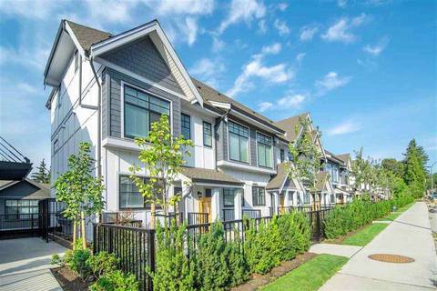 Townhouse for sale at 5132 Canada Wy Unit 5 Burnaby British Columbia - MLS: R2417874
