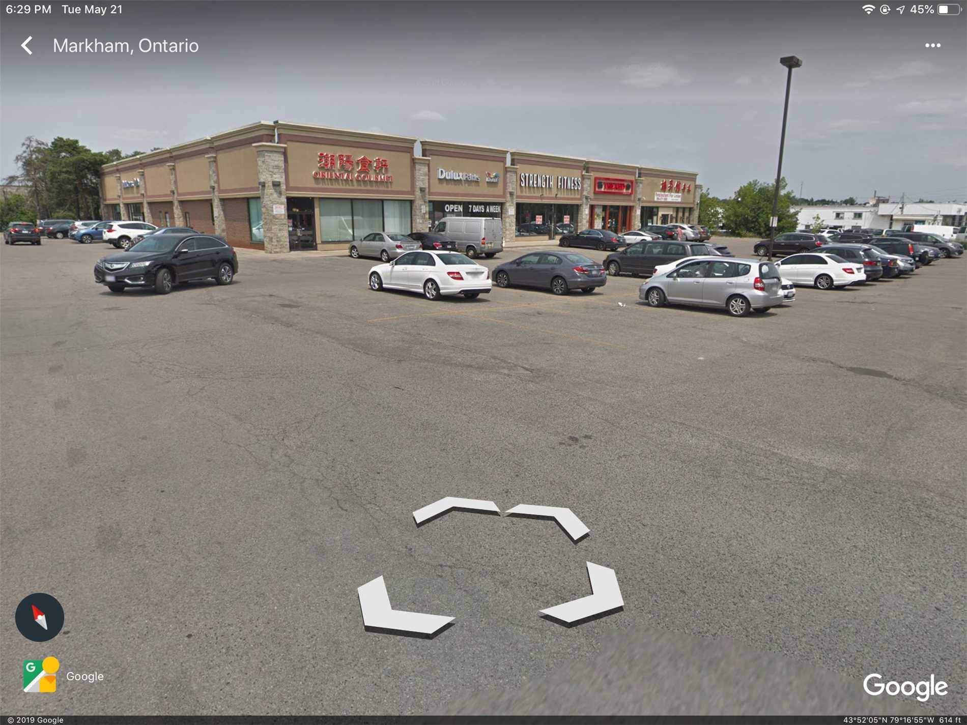 5 5328 highway 7 highway markham commercial property for Mobilia highway 7