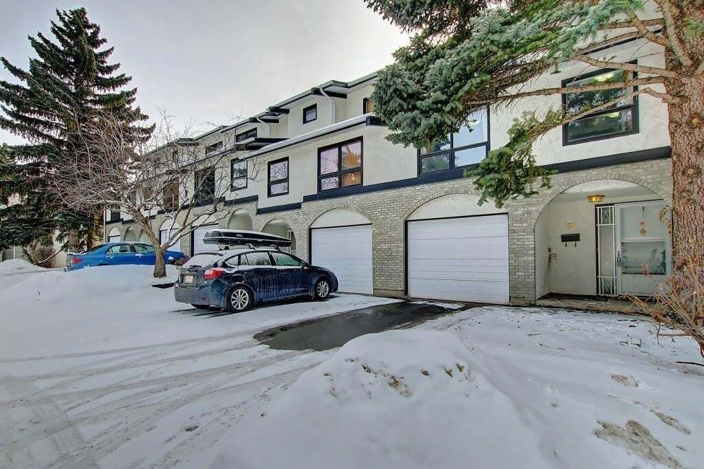 Townhouse for sale at 5400 Dalhousie Dr NW Unit 5 Dalhousie, Calgary Alberta - MLS: C4288180