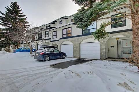Townhouse for sale at 5400 Dalhousie Dr Northwest Unit 5 Calgary Alberta - MLS: C4288180