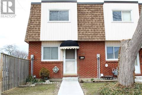 Townhouse for sale at 5490 Lassaline  Unit 5 Windsor Ontario - MLS: 19014795
