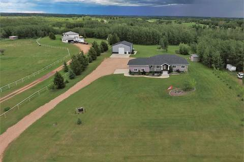 House for sale at 56503 Rge Rd Unit 5 Rural Sturgeon County Alberta - MLS: E4163942