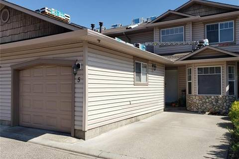 Townhouse for sale at 5886 Okanagan Landing Rd Unit 5 Vernon British Columbia - MLS: 10184481