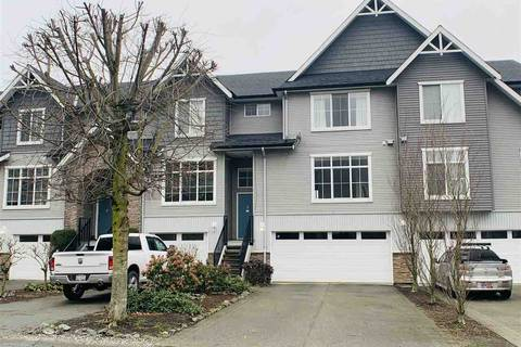 Townhouse for sale at 5965 Jinkerson Rd Unit 5 Sardis British Columbia - MLS: R2434321