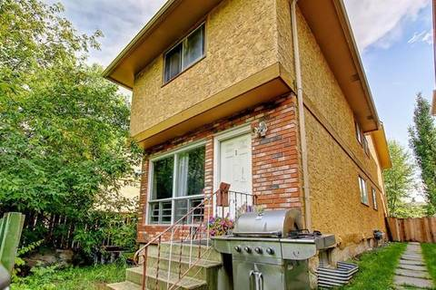 Townhouse for sale at 6144 Bowness Rd Northwest Unit 5 Calgary Alberta - MLS: C4258916