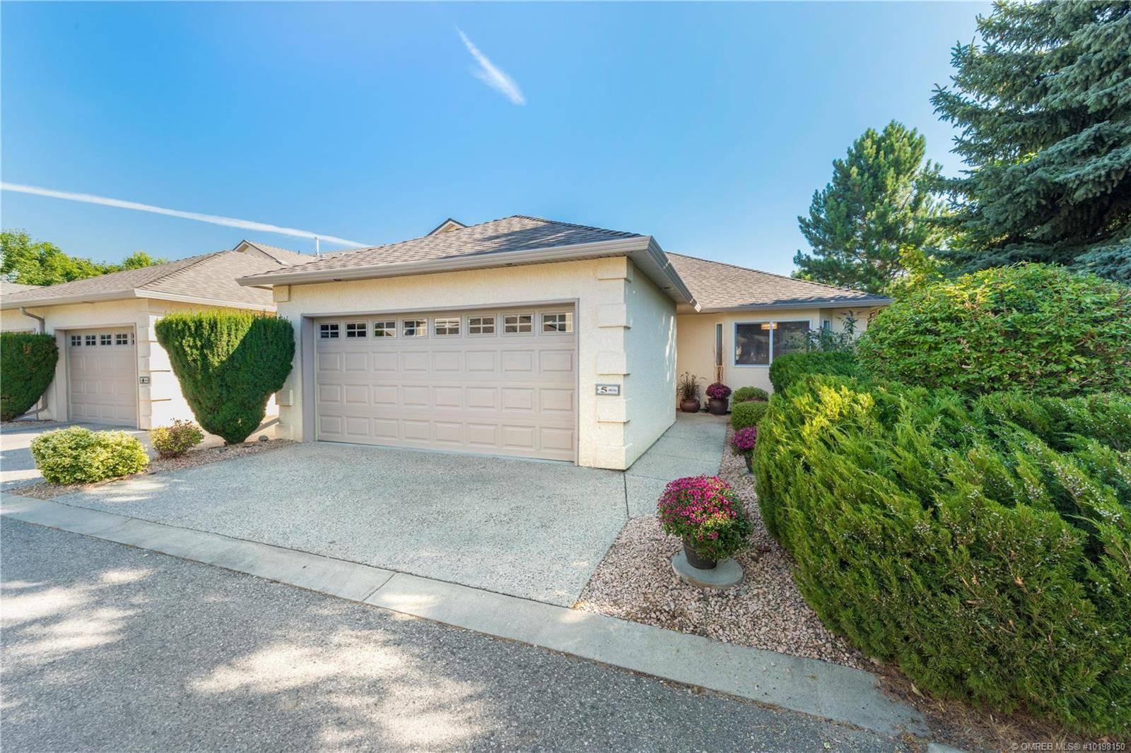 Townhouse for sale at 625 Barrera Rd Unit 5 Kelowna British Columbia - MLS: 10198150