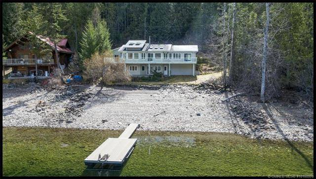 Buliding: 6741 Eagle Bay Road, Eagle Bay, BC