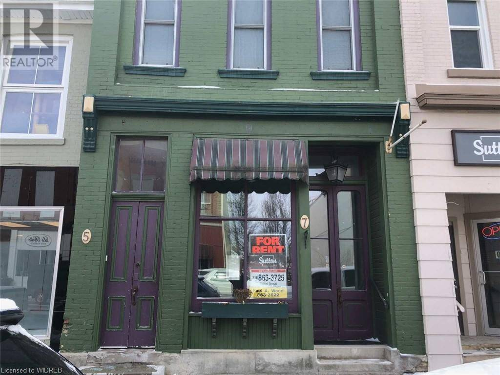 Commercial property for sale at 7 Main St West Unit 5 Norwich Ontario - MLS: 246967