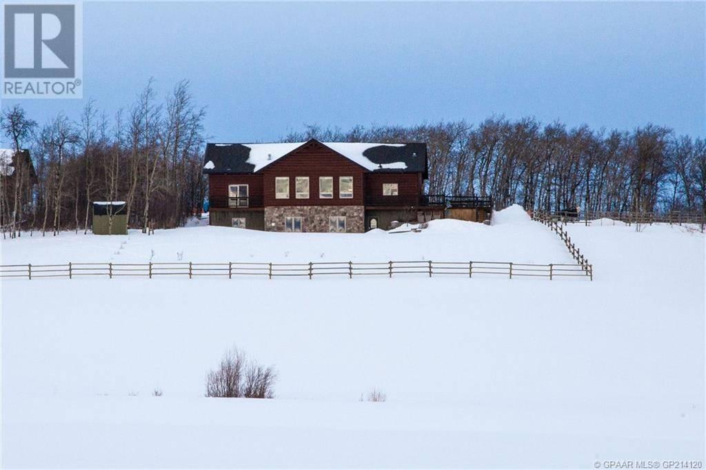 House for sale at 5 714035 Road Range 85  Wembley Alberta - MLS: GP214120