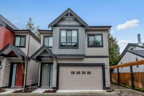 Townhouse for sale at 7388 Railway Ave Unit 5 Richmond British Columbia - MLS: R2430981