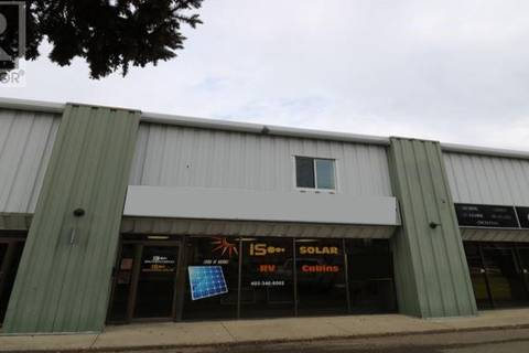 Commercial property for sale at 7429 49 Ave Unit 5 Red Deer Alberta - MLS: ca0152954