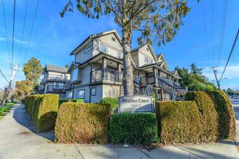 Townhouse for sale at 7800 Heather St Unit 5 Richmond British Columbia - MLS: R2492093