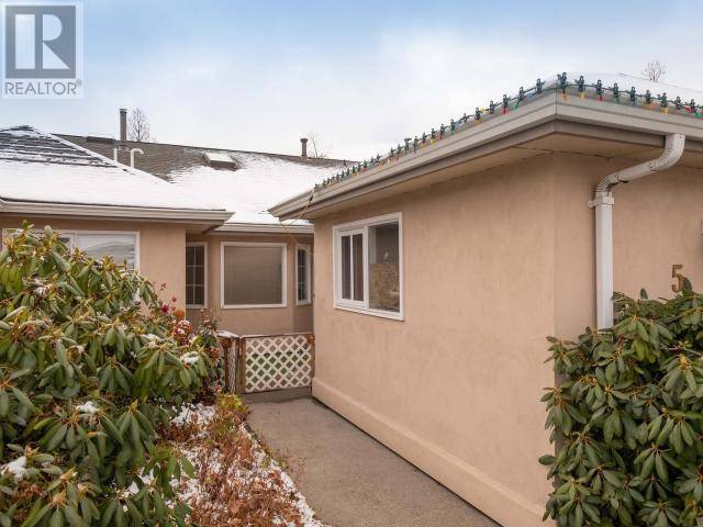 Townhouse for sale at 8700 Jubilee Rd Unit 5 Summerland British Columbia - MLS: 181692