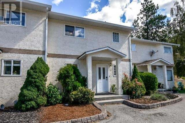 Townhouse for sale at 8710 Prairie Valley Rd Unit 5 Summerland British Columbia - MLS: 184945