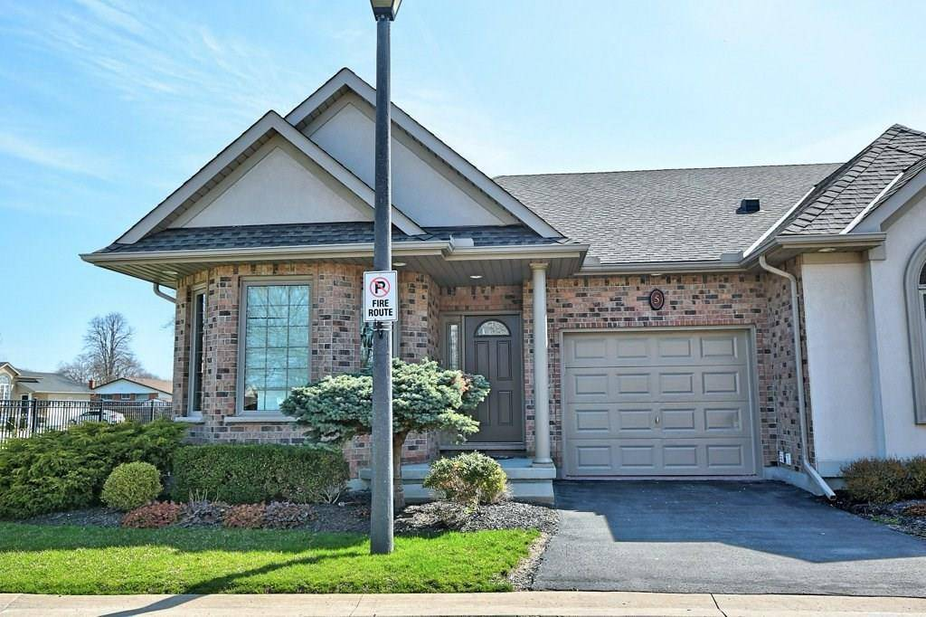 Townhouse for sale at 8918 Sodom Rd Unit 5 Niagara Falls Ontario - MLS: 30802163