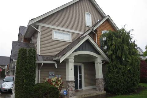 Townhouse for sale at 8945 Broadway St Unit 5 Chilliwack British Columbia - MLS: R2360768