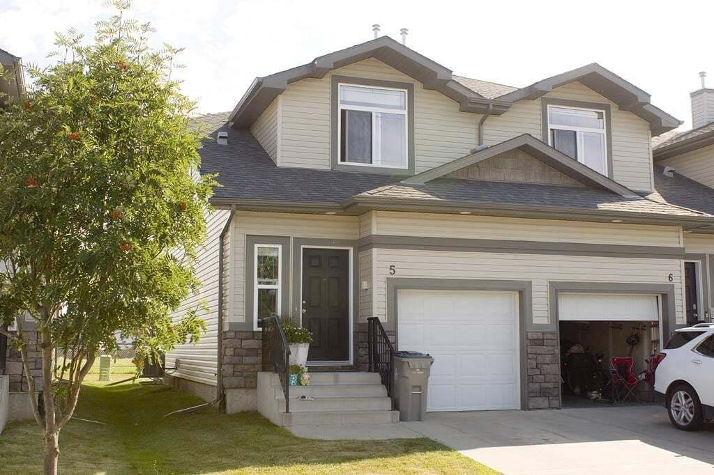 Townhouse for sale at 9511 102 Av Unit 5 Morinville Alberta - MLS: E4211017