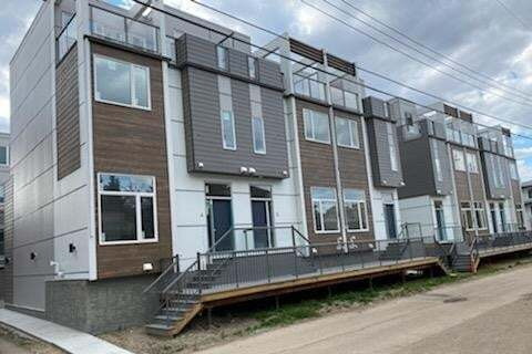 Townhouse for sale at 9745 92 St NW Unit 5 Edmonton Alberta - MLS: E4191805