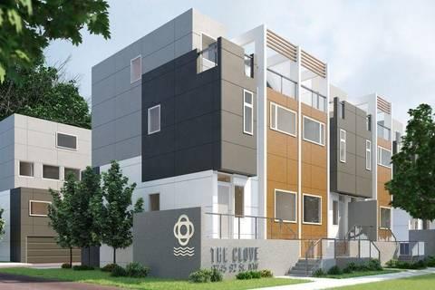 Townhouse for sale at 9745 92 St Nw Unit 5 Edmonton Alberta - MLS: E4124820