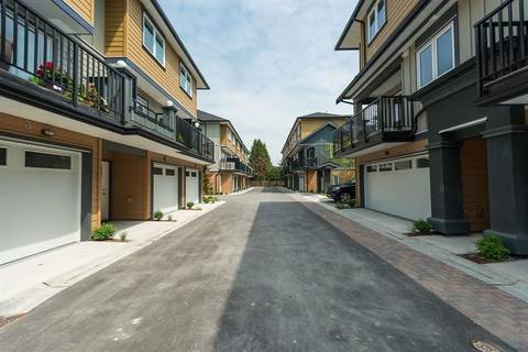 Townhouse for sale at 9800 Granville Ave Unit 5 Richmond British Columbia - MLS: R2409489