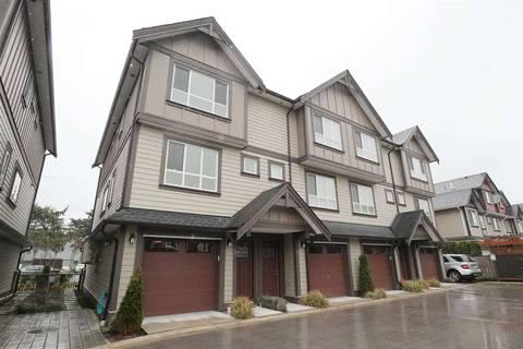 Townhouse for sale at 9840 Alberta Rd Unit 5 Richmond British Columbia - MLS: R2381144
