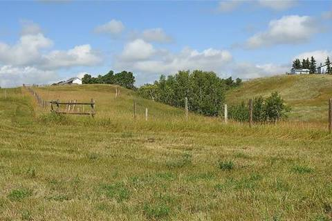 Home for sale at  5 Acres Sw Of Okotoks  Rural Foothills County Alberta - MLS: C4263544