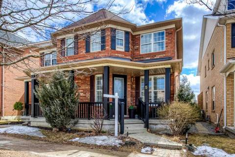 Townhouse for sale at 5 Almira Ave Markham Ontario - MLS: N4580547