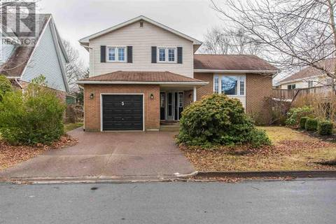 House for sale at 5 Amberwood Ct Clayton Park Nova Scotia - MLS: 201903963
