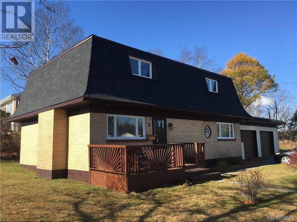 House for sale at 5 Anglin Dr Saint John New Brunswick - MLS: NB032672