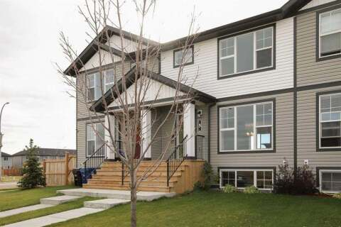Townhouse for sale at 5 Anna Close  Blackfalds Alberta - MLS: A1039770