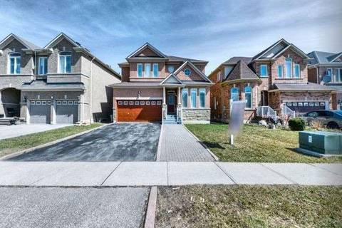 House for sale at 5 Ansbury Dr Brampton Ontario - MLS: W4449288