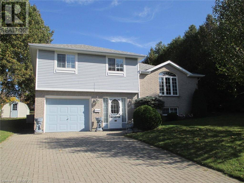 House for sale at 5 Armstrong Cres Markdale Ontario - MLS: 227992
