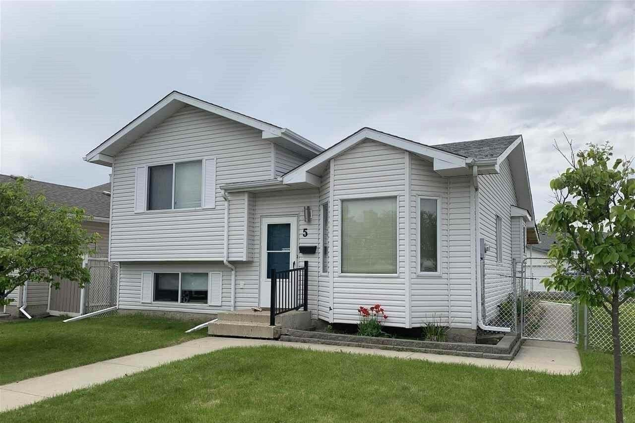 House for sale at 5 Aspenglen Pl Spruce Grove Alberta - MLS: E4186801