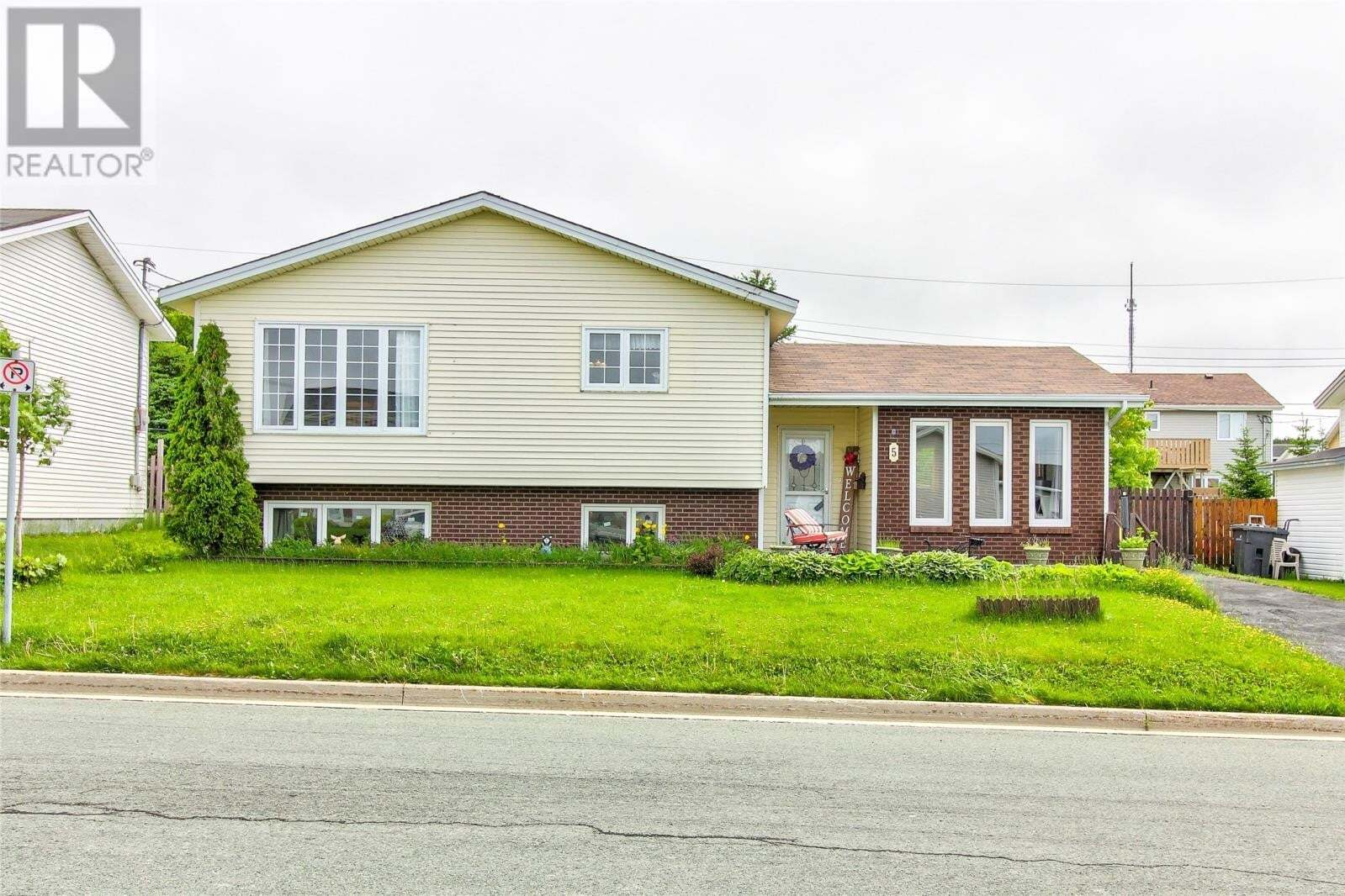 House for sale at 5 Aspenwood Pl Mount Pearl Newfoundland - MLS: 1216841
