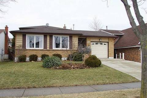 House for rent at 5 Audubon St Hamilton Ontario - MLS: X4498141