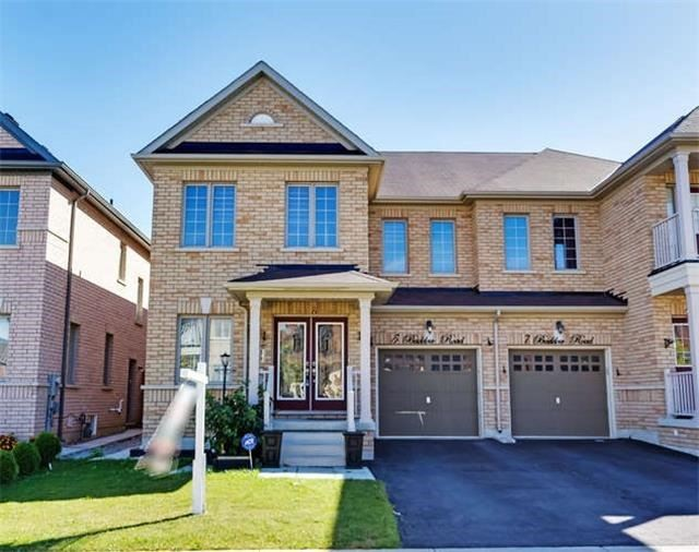 For Rent: 5 Baddow Road, Brampton, ON | 4 Bed, 4 Bath Townhouse for $1,950. See 16 photos!