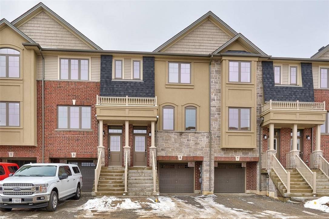 Townhouse for rent at 5 Barley Ln Ancaster Ontario - MLS: H4071184
