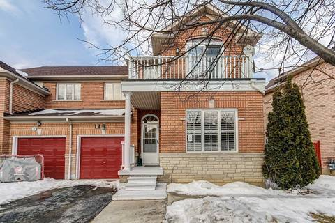Townhouse for sale at 5 Beachsurf Rd Brampton Ontario - MLS: W4390504