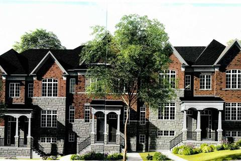 Townhouse for sale at 5 Beaufort Wy Markham Ontario - MLS: N4540899