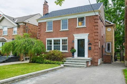 House for sale at 5 Berney Cres Toronto Ontario - MLS: C4578061