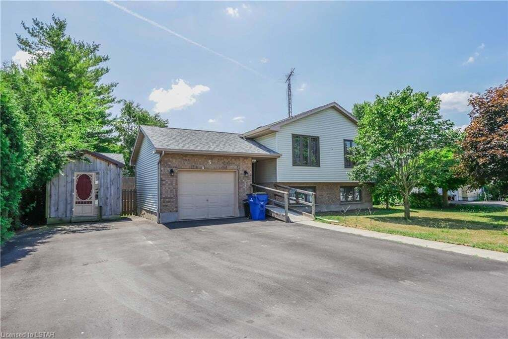 House for sale at 5 Broadway St Newbury Ontario - MLS: 271515