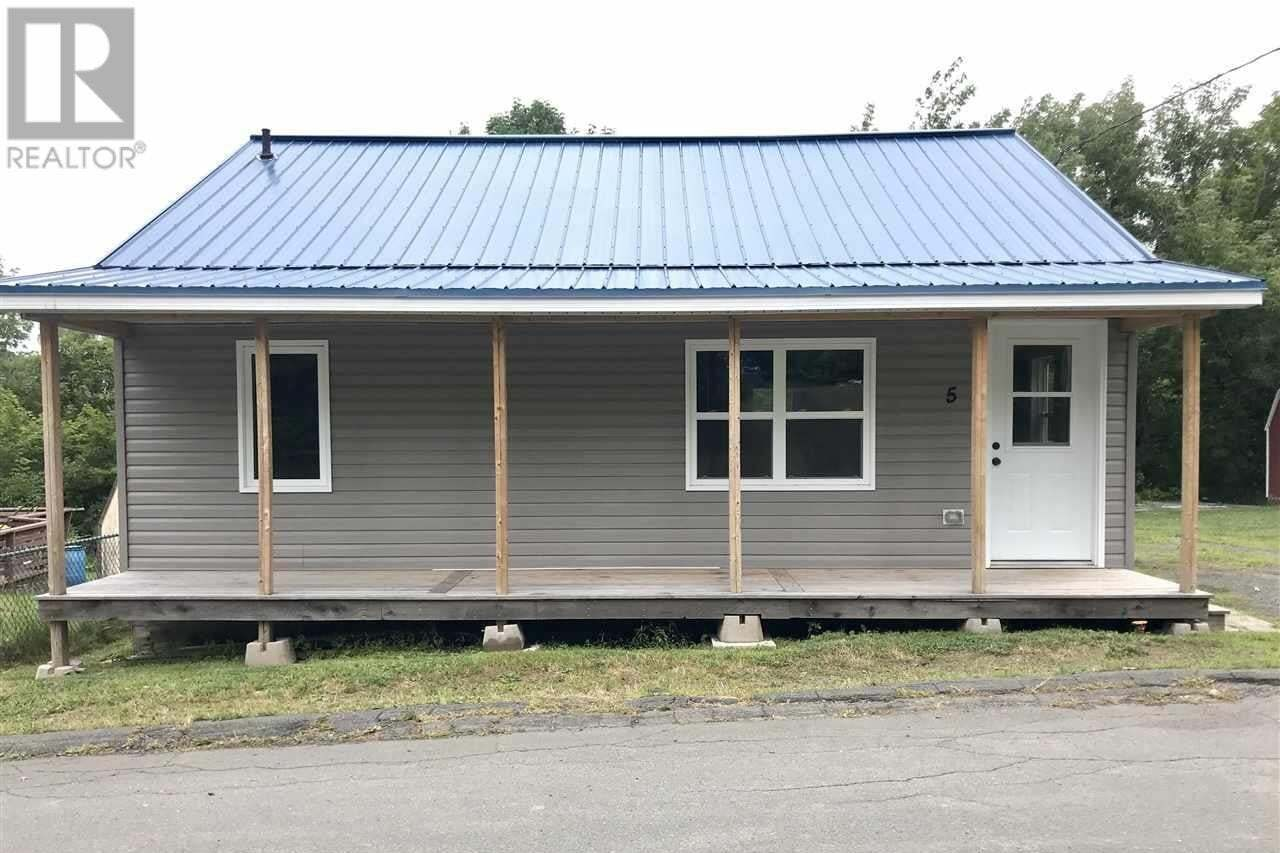House for sale at 5 Brook St Trenton Nova Scotia - MLS: 201920182